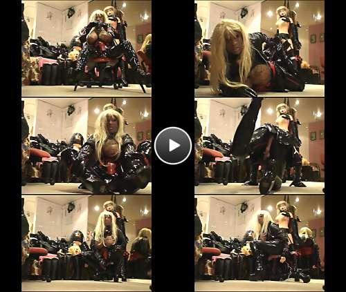ladyboy tar video